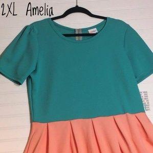 2x Amelia